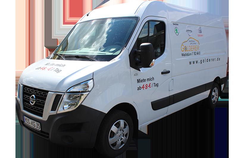 Nissan Van Golderer NV